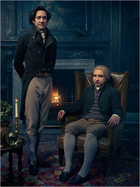Jonathan Strange & Mr. Norrell : Affiche