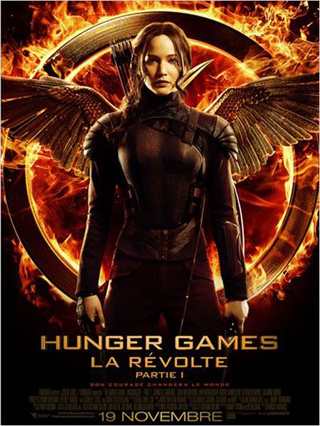 Hunger Games La Revolte : Partie 1