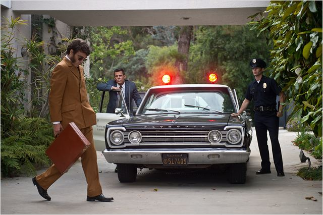 Inherent Vice : Photo Joaquin Phoenix, Josh Brolin