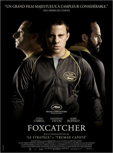 Foxcatcher ddl