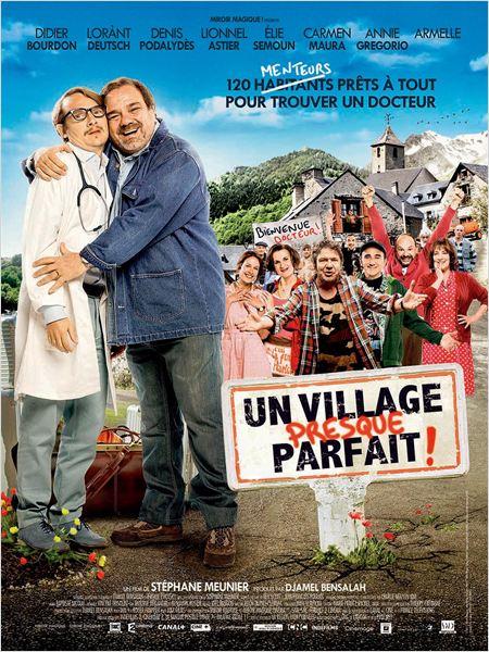 Un Village presque parfait [DVDRiP] [TRUEFRENCH]