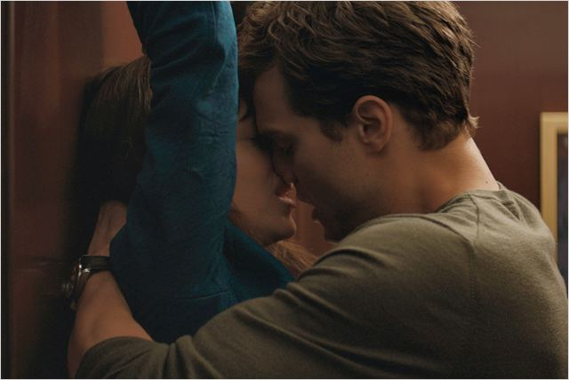 Cinquante Nuances de Grey : Photo Dakota Johnson, Jamie Dornan