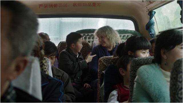Voyage en Chine : Photo Yolande Moreau