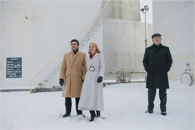 A Most Violent Year : Photo Albert Brooks, Jessica Chastain, Oscar Isaac