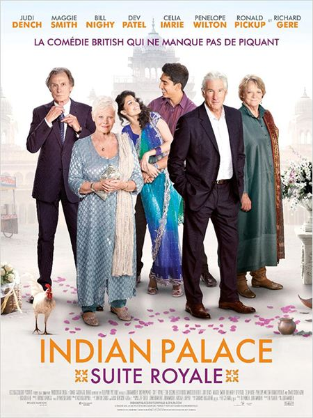 Indian Palace – Suite Royale [DVDRiP] [FRENCH]