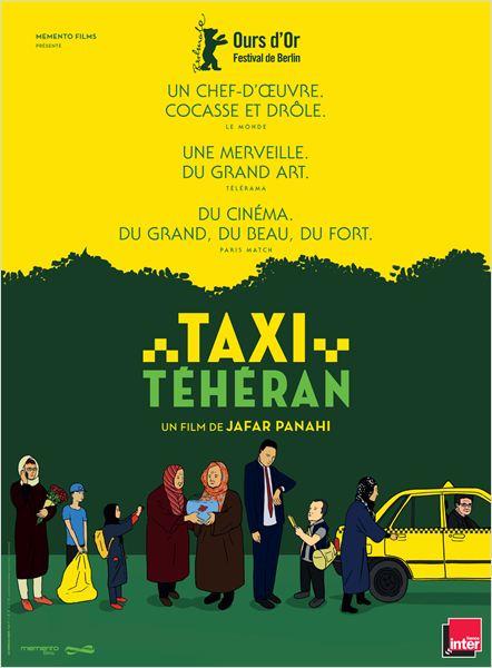 Taxi Téhéran dvdrip