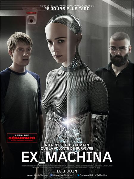 Ex Machina [DVDRiP] [FRENCH]