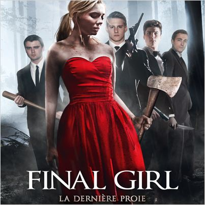 Final Girl : La dernière proie [DVDRiP] [FRENCH]