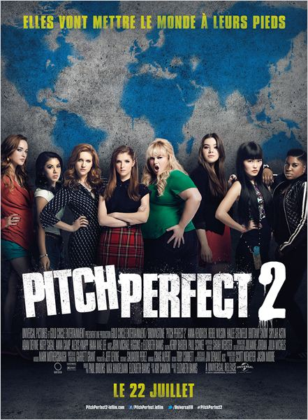 Pitch Perfect 2 [DVDRiP] [FRENCH]