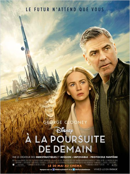 À la poursuite de demain [DVDRiP] [FRENCH]