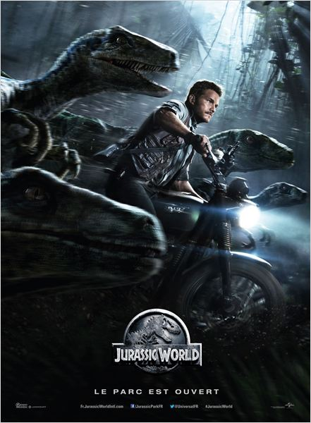 Jurassic World [HDRiP] [FRENCH]