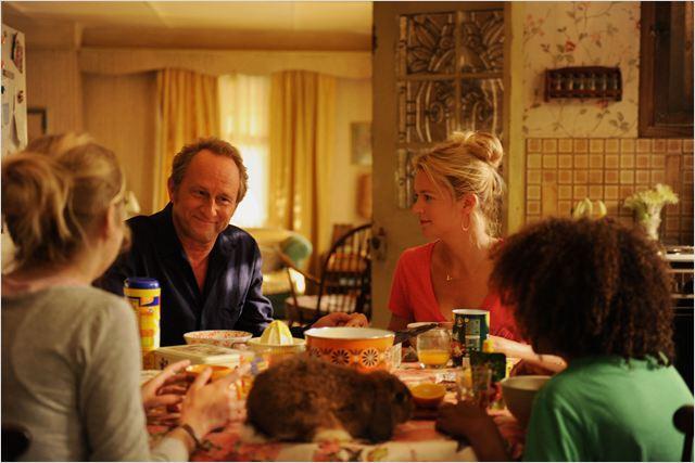 Une famille à louer : Photo Benoît Poelvoorde, Virginie Efira