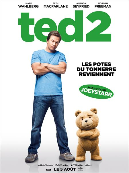 Ted 2 [DVDRiP] [FRENCH]