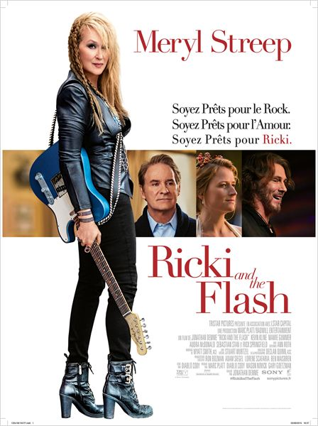 Ricki and the Flash [DVDRiP] [FRENCH]