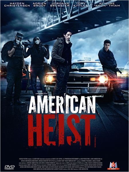 American Heist [DVDRiP] [FRENCH]