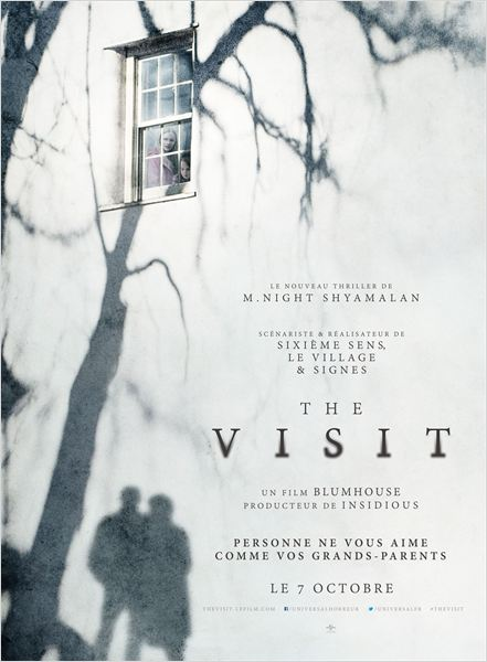 The Visit [DVDRiP] [FRENCH]