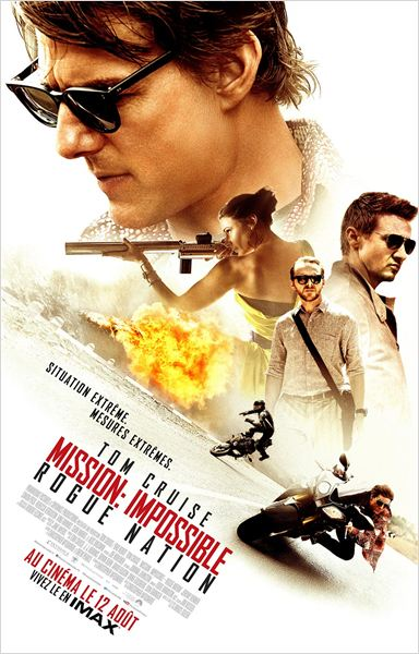 Mission: Impossible – Rogue Nation [HDTS] [VOSTFR]