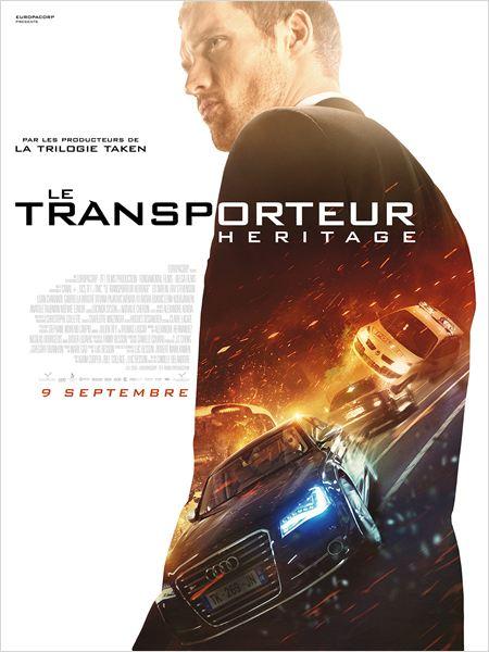 Le Transporteur Héritage [DVDRiP] [FRENCH]