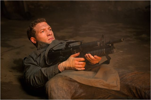 Terminator Genisys : Photo Jai Courtney
