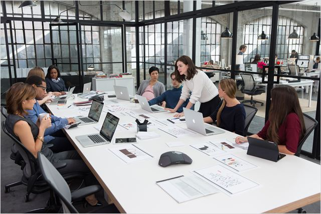 Le nouveau stagiaire : Photo Anne Hathaway