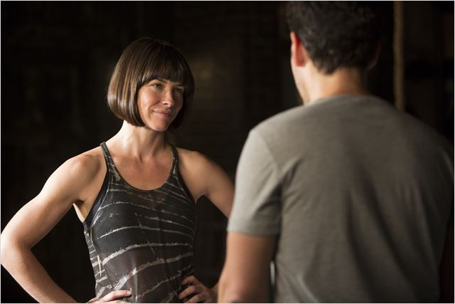 Ant-Man : Photo Evangeline Lilly