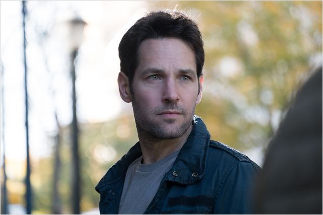 Ant-Man : Photo Paul Rudd