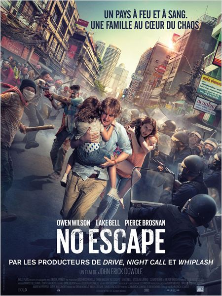 No Escape [DVDRiP] [FRENCH]