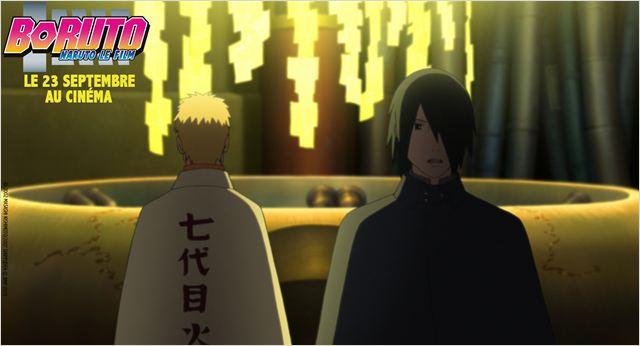 Boruto : Naruto, le film - Bande annonce dans Animations 2015 408970