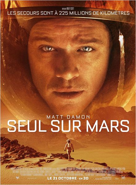 Seul sur Mars [DVDRiP] [FRENCH]