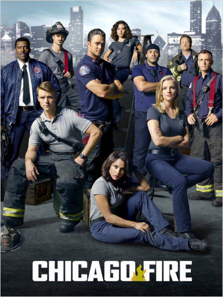 Chicago Fire saison 4 en français