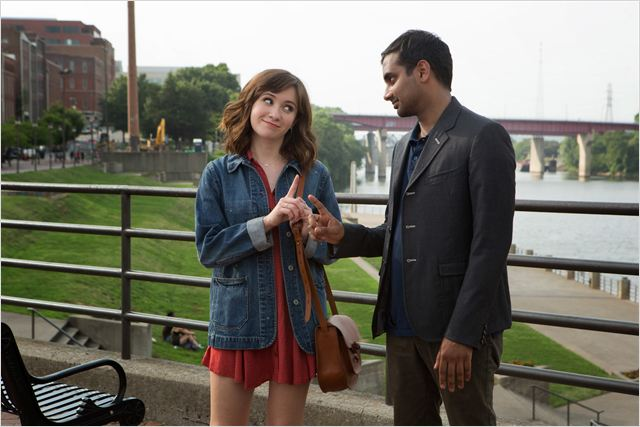 Photo Aziz Ansari, Noël Wells
