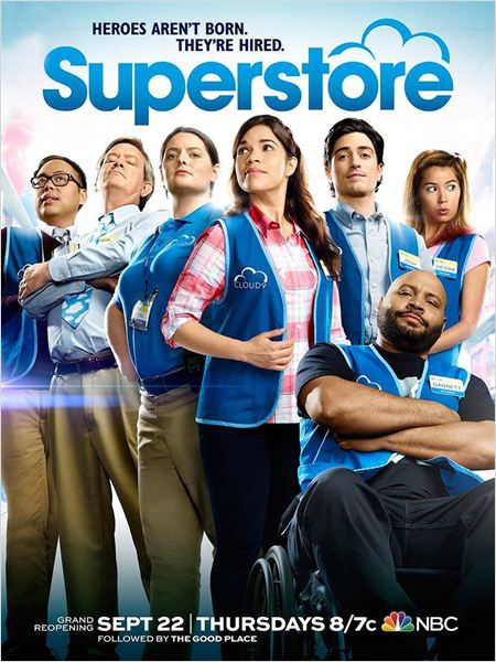 Superstore - Saison 1 [COMPLETE]