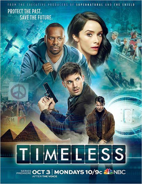 Timeless saison 1 en vo / vostfr (Episode 16 VOSTFR/??)