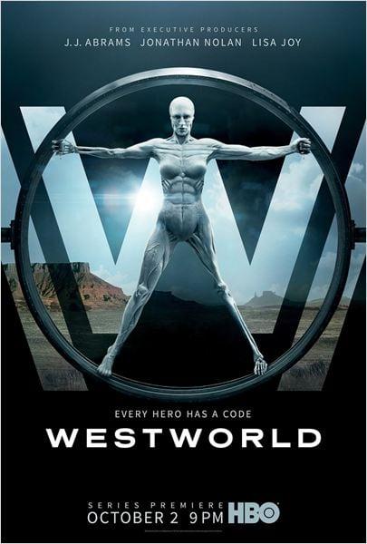 Westworld saison 1 en français