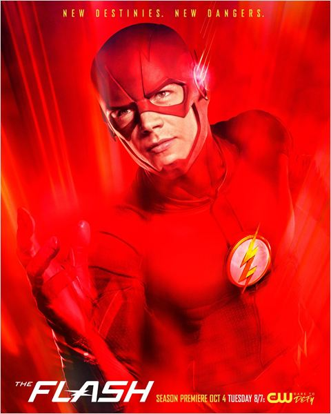 The Flash saison 3 en vo / vostfr