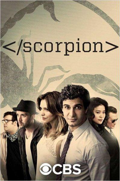 Scorpion saison 3 en vo / vostfr Complète