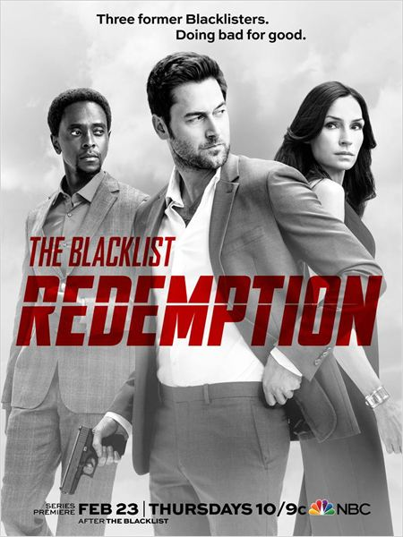 The Blacklist Redemption Saison 1 (Episode 08 VO/??)