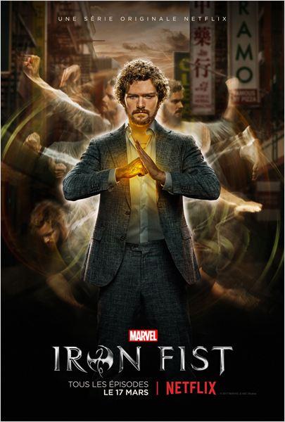 Iron Fist S01 (Complète)