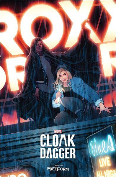Marvel's Cloak and Dagger : Affiche
