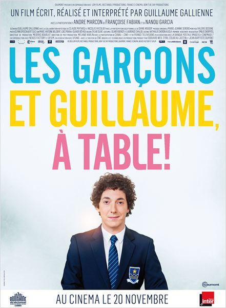 TELECHARGER Les Garçons et Guillaume, à table ! FRENCH Blu-Ray 1080p STREAMING