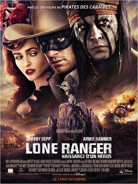 Lone Ranger, Naissance d'un héros ddl