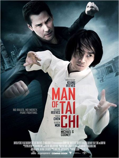 Man of Tai Chi (2013) BDRIP-French