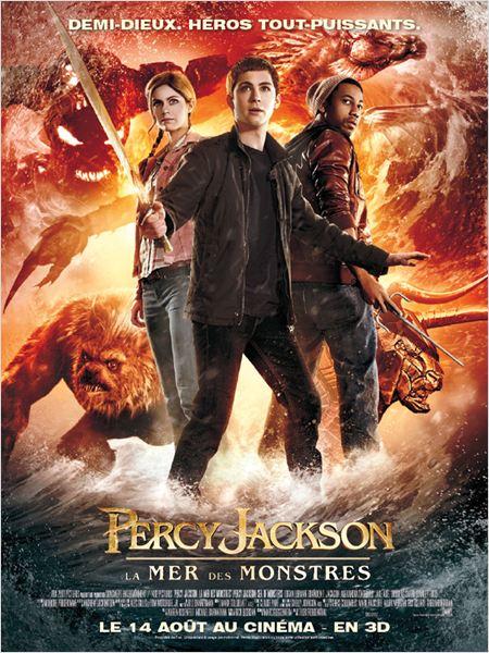 Percy Jackson 2 : La mer des monstres en streaming uptobox