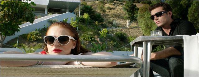 The Canyons : Photo Lindsay Lohan