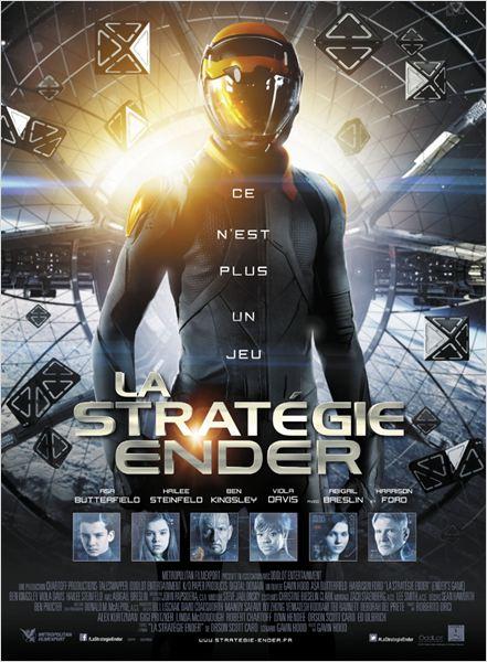 La Stratégie Ender : Affiche