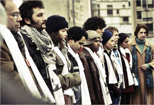 La Marche : Photo Charlotte Le Bon, Jamel Debbouze