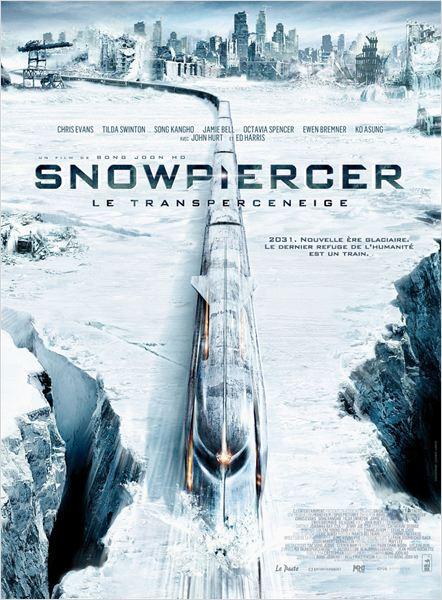 Snowpiercer, Le Transperceneige : Affiche