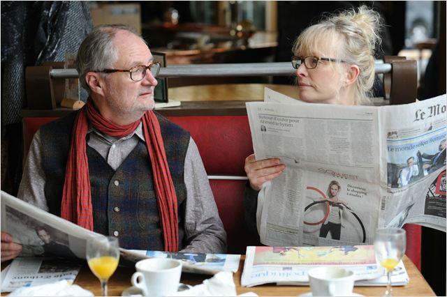 Un week-end à Paris : Photo Jim Broadbent, Lindsay Duncan