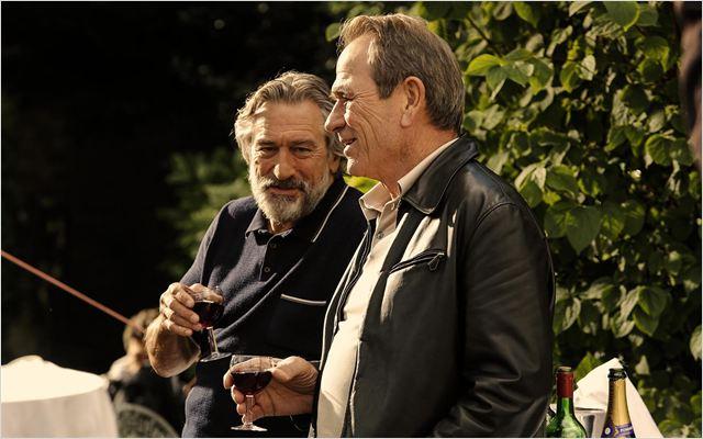 Malavita : Photo Robert De Niro, Tommy Lee Jones