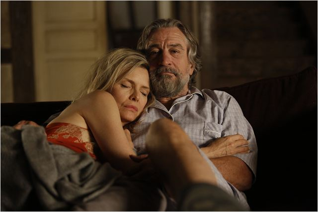 Malavita : Photo Michelle Pfeiffer, Robert De Niro